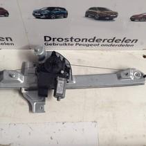 Ruitmechaniek 4DRS Rechts-Voor 9815999280 Peugeot 2008