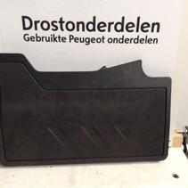 Cover plate Motor 9825492380 Peugeot