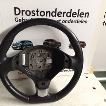 Leather Steering wheel 96855851ZD Peugeot 308CC