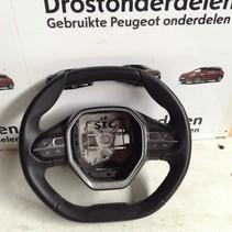 Steering wheel 98105487AU peugeot 3008 P84E