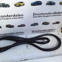 Door Rubber Tailgate 9821033780 Opel Grandland X.