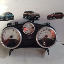 Kilometerteller 9662903880 Peugeot 207
