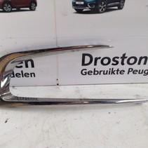 Zierleiste vorne Stoßstange 9802523577 Peugeot 2008