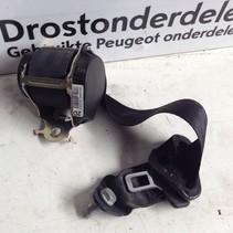 Seatbelt Right-Rear 96781656XY Peugeot 2008