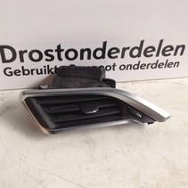 Luchtrooster Dashboard Chroom Links 9633131777 Peugeot 2008