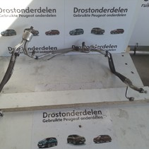 Air conditioning line 9658201080 Peugeot 308