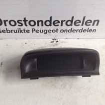 Displays Interior 9664644280 Peugeot 307 with brown stronger