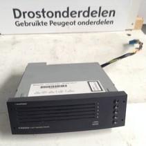 CD Wisselaar Blaupunkt  met artikelnummer 9663912577 peugeot 307cc cabrio