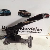 Handremhendel 98062964JQ Peugeot 208 GT-Line Met Rode Stiksels