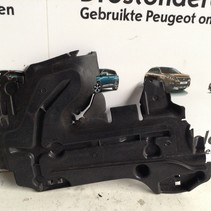 Protection plates between Chassis beam Right 9675253180 Peugeot 208