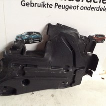 Protection plates between Chassis beam Left 9675253280 Peugeot 208
