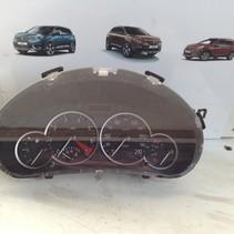 Kilometerteller 9659729480 Peugeot 206