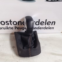 Gear shift + cover Peugeot 2008 with chrome