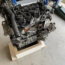 Engine Peugeot 3008 II (M4 / MC / MJ / MR) 1.5 BlueHDi 130 engine code YH01