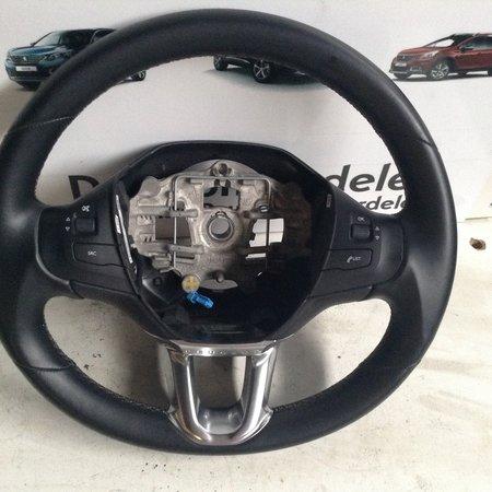Steering wheel leather 98084115zd Delphi PEUGEOT 208