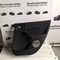 Deurpaneel/Portierbekleding Rechts-Achter 98120085XJ Peugeot 2008 GT-Line
