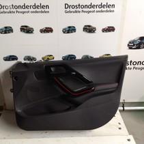 Deurpaneel/Portierbekleding Rechts-Voor 98120049XJ Peugeot 2008 GT-Line