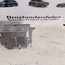 Hitteschild Turbo 9817792380 Peugeot 2008