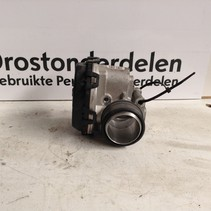 Throttle body 9807238580 Peugeot 308 T9 (Engine code BH02)