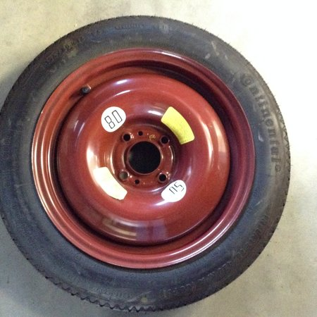 Homecoming 125/80 / R15 Pitch 4x108 Axle hole 65.1 Continental Peugeot 207