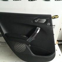 Door panel / Door trim Rear Left 96763550ZD Peugeot 2008