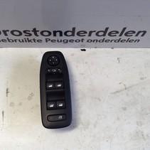 Combination switch windows Left-Front 96749624ZD Peugeot 208