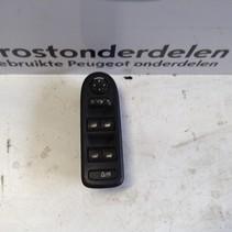 Window switch Front Left 96644915XT Peugeot 308