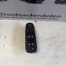Combination switch Windows Left-Front 96788281ZD Peugeot 308