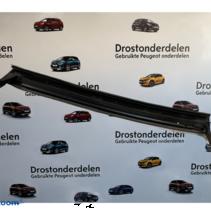 RUBBER AFDICHTING DAK/ SLUIT OP LINKER PORTIERRUIT Peugeot 207cc 9682121780  8320L7