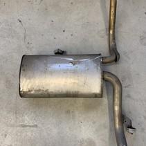 Exhaust pot 9816059680 PSA 3436 peugeot 3008II P84