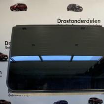 Fixed rear sunroof glass plate peugeot 3008 II (1618179580)