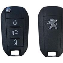 NEW car key Peugeot 208 Peugeot 2008 1608504380 433 MHZ