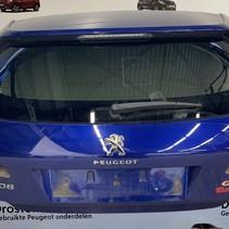 Achterklep peugeot 308 T9 GTI kleurcode EEG blauw  met camera  9677892380