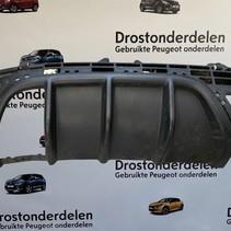 Rear bumper lower right peugeot 308cc convertible 7452XV