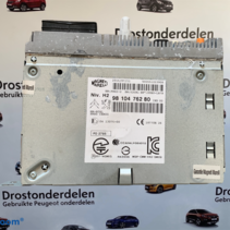 Radio module Navi + DAB + reverse camera function 9810476280 peugeot 308 T9