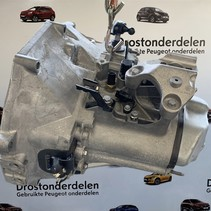 Automatic gearbox with gearbox code 20A612 peugeot 2008 (1607893880)