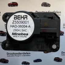 Behr Kachelklep Motoren Z5509001 peugeot 308 T9 hab36004A  290415AC