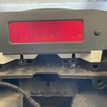 Displays Interior peugeot 206cc convertible 9650242977