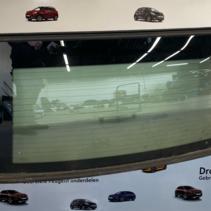 Rear window 8345E0 peugeot 207cc cabrio Color window 43R000015