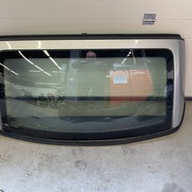 Rear window Peugeot 206cc convertible 8345A5 color code EZR gray