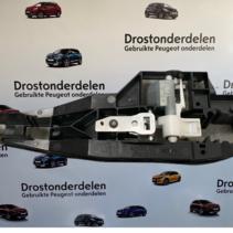Portiergreep 4 DRS Rechts-Achter 9672961080 Peugeot 208