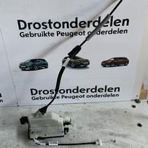 Deurslot Met Kinderslot  4DRS Links-Achter 9812501280 Peugeot 208/2008