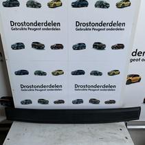 Hoedenplank 9654129777 Peugeot 207CC