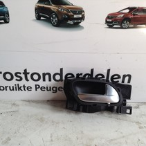 Portiergreep Chroom Links 96555516VV Peugeot 208