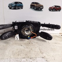 Combination switch Steering column 98154492ZD Peugeot 208