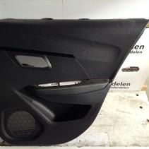 Door Panel/Door Trim Rear Right 98301579AK Peugeot 208 II P21E GT-Line