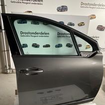Door Right Front Peugeot 2008 Color Gray EVL