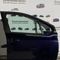 Tür Rechts-Für Peugeot 208 Farbe Lila/Blau EKU