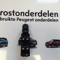 Window Switch Left-Front 98319761ZD Peugeot 3008 II