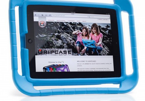 Parotec-IT Gripcase iPad mini blauw